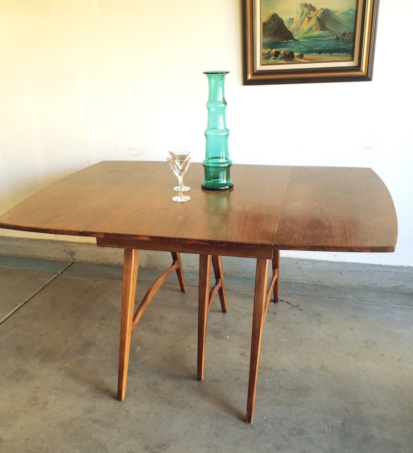 MCM Dining Table By Craddock By Seasonofchange On Etsy