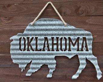 """Bison """"OKLAHOMA"""""""