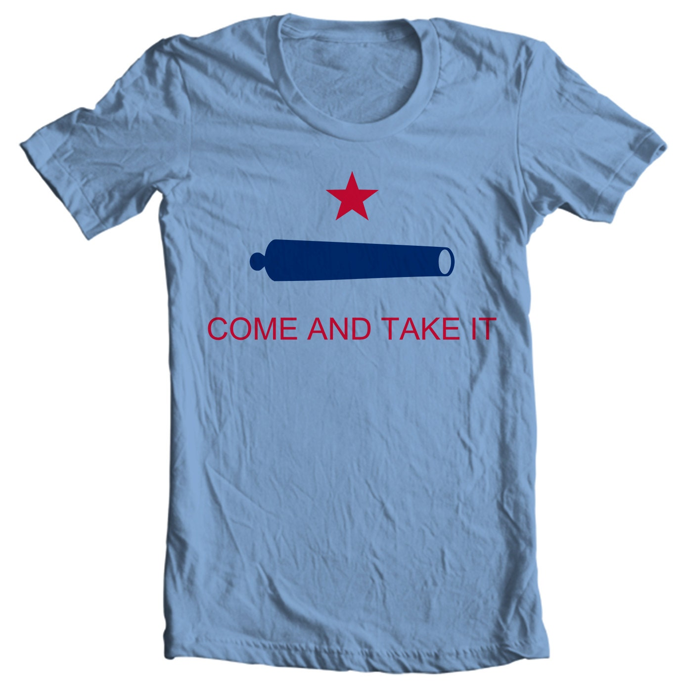 Texas Shirt - Come & Take It Flag Texas History T-shirt