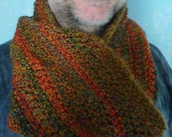 Infinity Scarf / Convertible Cowl - Handmade Crochet