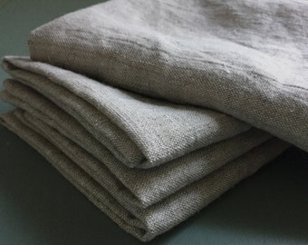 linen napkins set of four