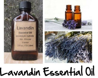 Lavandin Essential Oil, Lavandin Oil, Lavandin Grosso Essential Oil