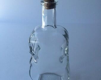Glass Cello bottle