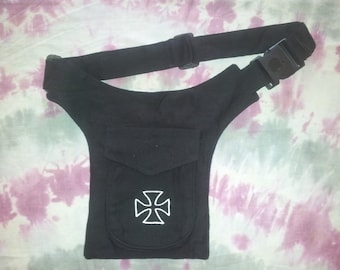 Bum bag Maltese cross