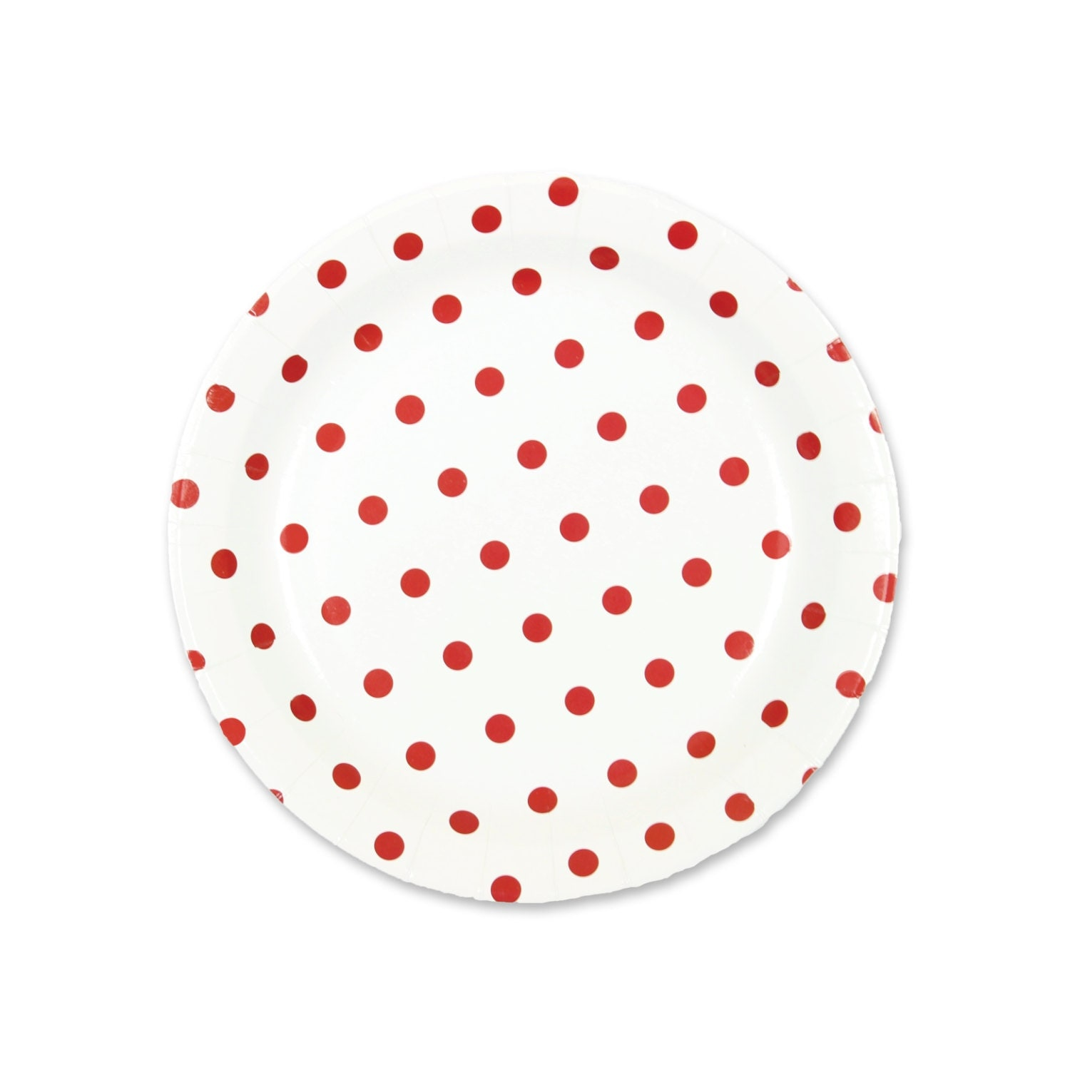 red polka dot paper plates Find product information, ratings and reviews for 8ct red & white polka dot dessert plate online on targetcom 10ct black & white polka dot paper straw.