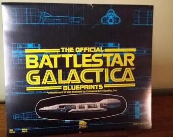 Battlestar Galactica Blueprint