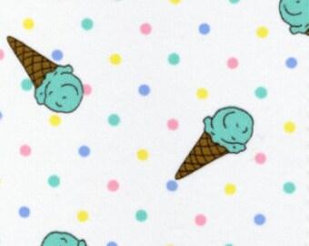 Ice Cream Cone Fabric