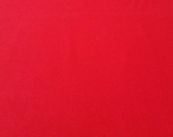 Blank Quilting Turkey Red.  100% cotton fabric in red....109