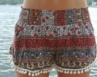 Free Lovin Tulip Shorts