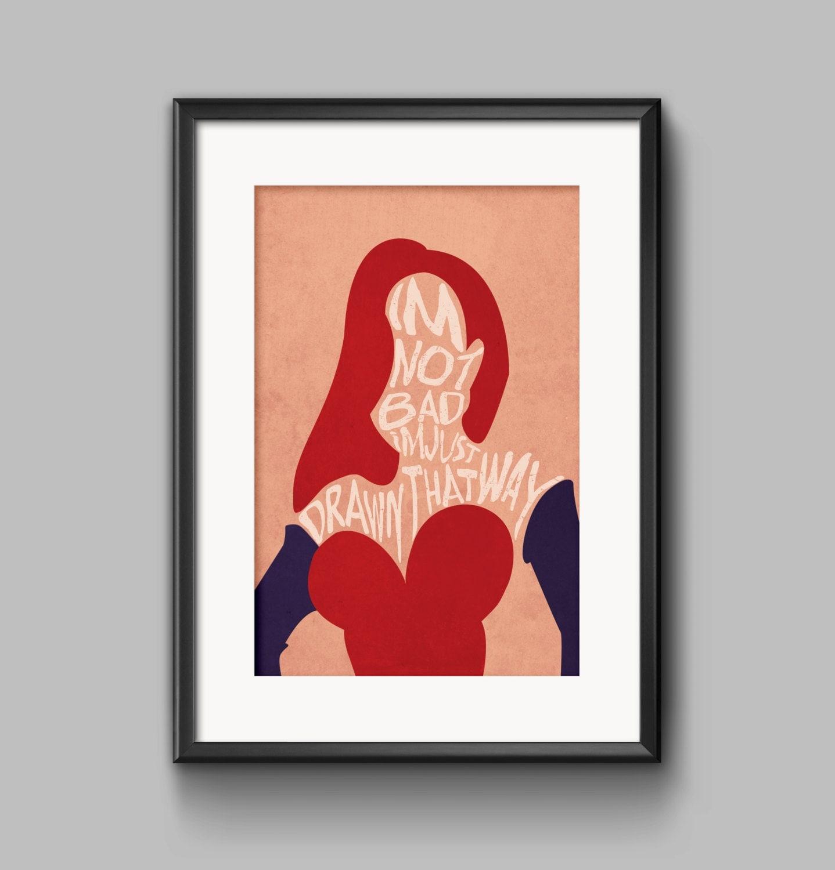 Jessica Rabbit And Roger Drawing Galleryhipcom