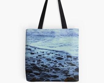 Beach Bag   Shopping Bag   Photo Tote Bag   Reusable Grocery Bag   Beach Tote Bag   Nautical Tote Bag   Blue Tote Bag   Nautical Bag