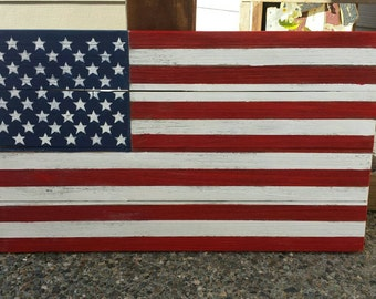 American Flag for the 4th of July or any patriotic decor