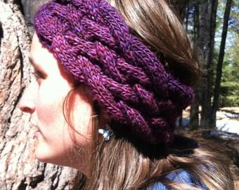Friendship Headband Knitting Pattern (PDF Download)