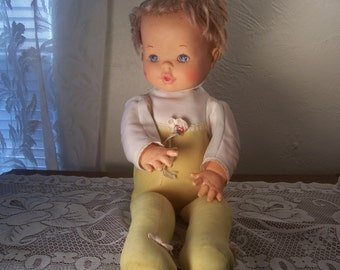 Vintage  Ideal Moving Or Talking Doll