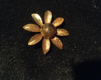 Rusty Daisy Shabby Chic pin