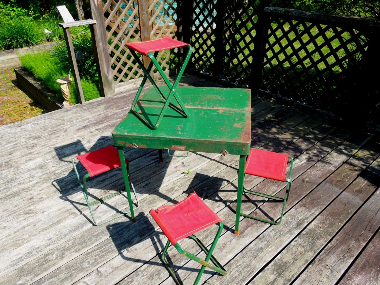Vintage camping chair - Like This Item