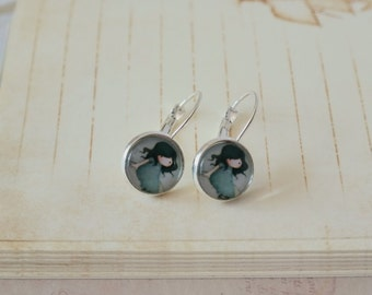 Petite Fille Earrings