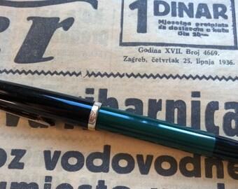 Vintage fountain pen, TOZ Penkala Rexpen fountain pen