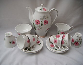 Windsor Tea Set Pattern 1865