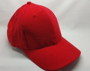 Custom Made Caps- Heavy Quality