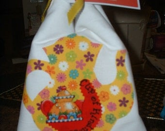 Teapot kitchen Towels - FREE SHIPPING