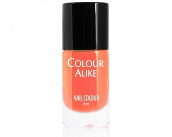 Stamping nail polish B. a Juicy Tangerine