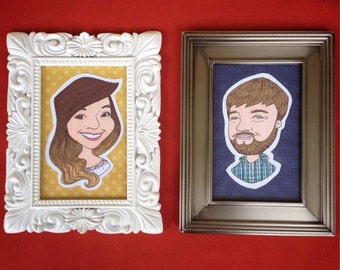 Personalized Cartoon Portrait