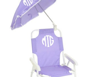 Kids Beach Chair- PURPLE