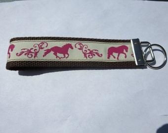 Horse Key Fob