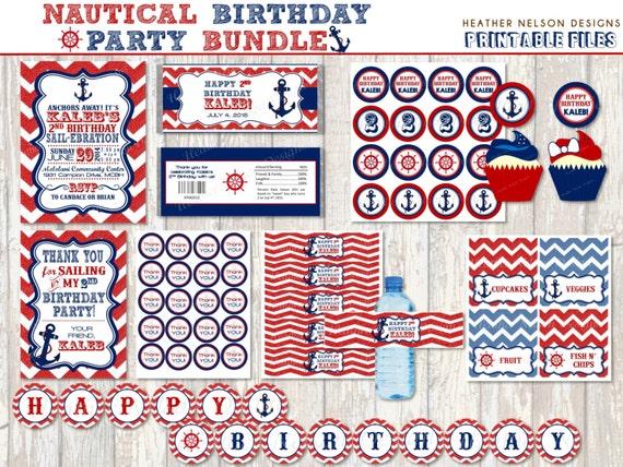 birthday party bundles