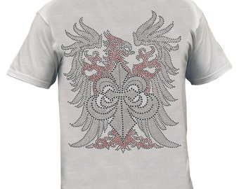 Rhinestone Dragon T-Shirt