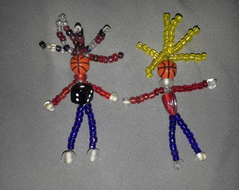 Sport/Bug Bead People