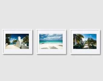 Caribbean Color Photographs