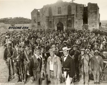 John Wayne The Alamo Hollywood Movie Stars Poster Art Photo Artwork 11x14