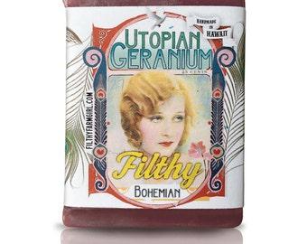 Filthy Bohemian - Utopian Geranium