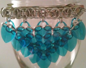 Scalemaille Hair Barrettes