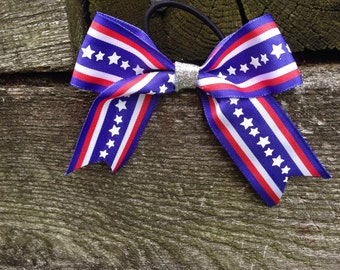 4th of July hairband