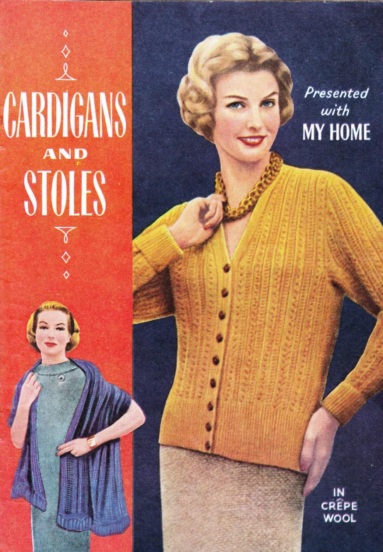 Vintage Stoles 17