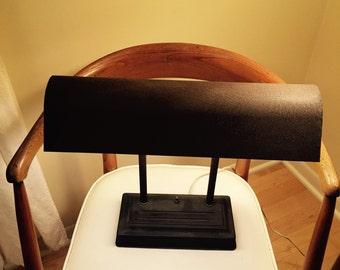 Retro Industrial Desk Lamp