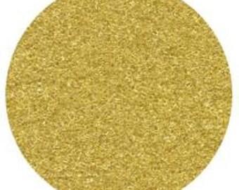 Gold Sanding Sugar - 1 LB