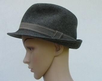 Vintage mens HAT from 1978 GERMAN cap Ottmar Reich RARE