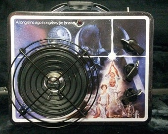 Star Wars Guitar amp.