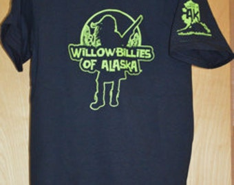 Willowbillies Of Alaska T-shirt