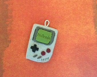 Nintendo Game Boy Charm