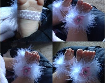 Baby Barefoot Sandals!!