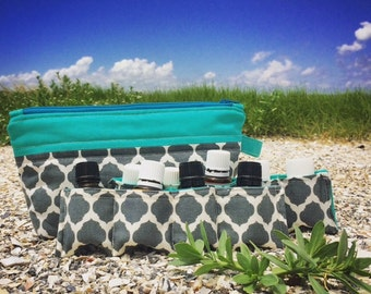 Essential Oil Travel Bag-made to order