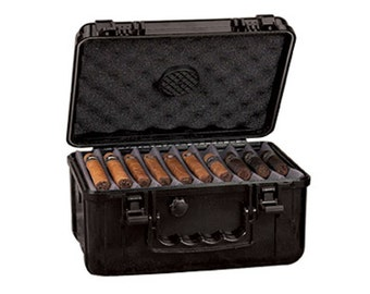 Xikar Travel Humidors XIKAR Travel Humidors-50-80 Cigar Travel Humidor