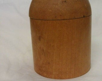 Wood Butter Press