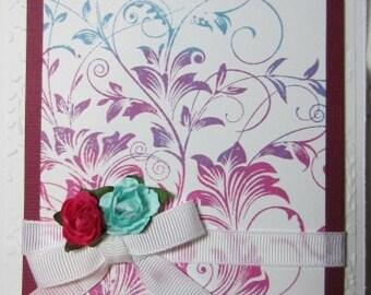 Handmade All Occassion Card