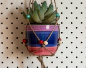 Plant hanger - for small pots